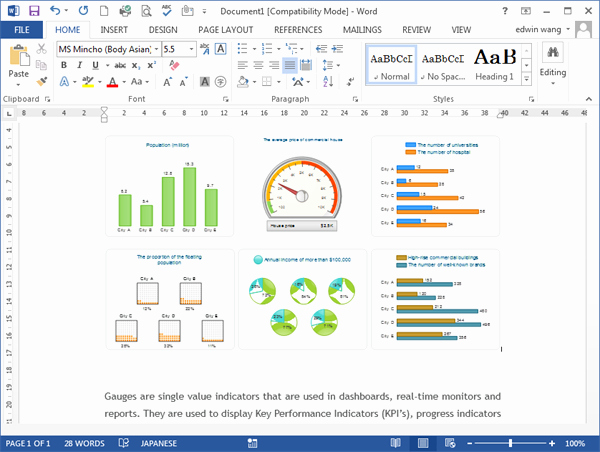 Excel Gauge Chart Template Download Awesome 5 Best Of Excel Charts and Graphs Templates Gantt