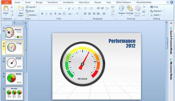 Excel Gauge Chart Template Download Best Of Speedometer Chart In Excel 2010 Free Download