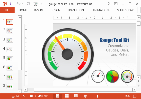 Excel Gauge Chart Template Download Fresh 28 Of Template Gage