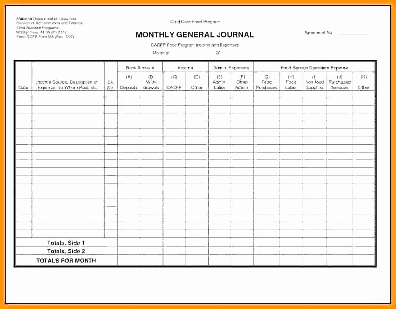 Excel Income and Expense Ledger Awesome Accounting Ledger Template General Excel for Printable