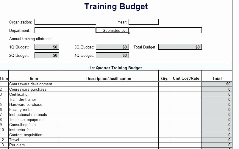 Excel Line Item Budget Template Fresh Line Residential Construction Bud Template Excel New