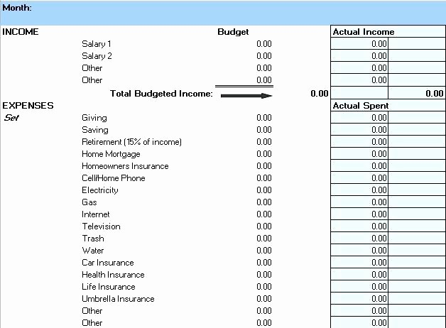 Excel Line Item Budget Template Lovely Weekly Bud Excel A Planner Sample Line Item Bud