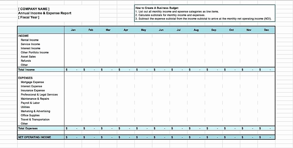 Excel Line Item Budget Template Luxury Line Item Operating Bud Example Downloadable Business
