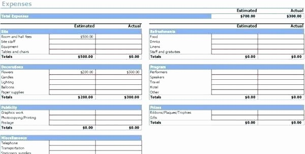 Excel Line Item Budget Template Unique Sample Nonprofit Operating Bud format Bud Ing Excel