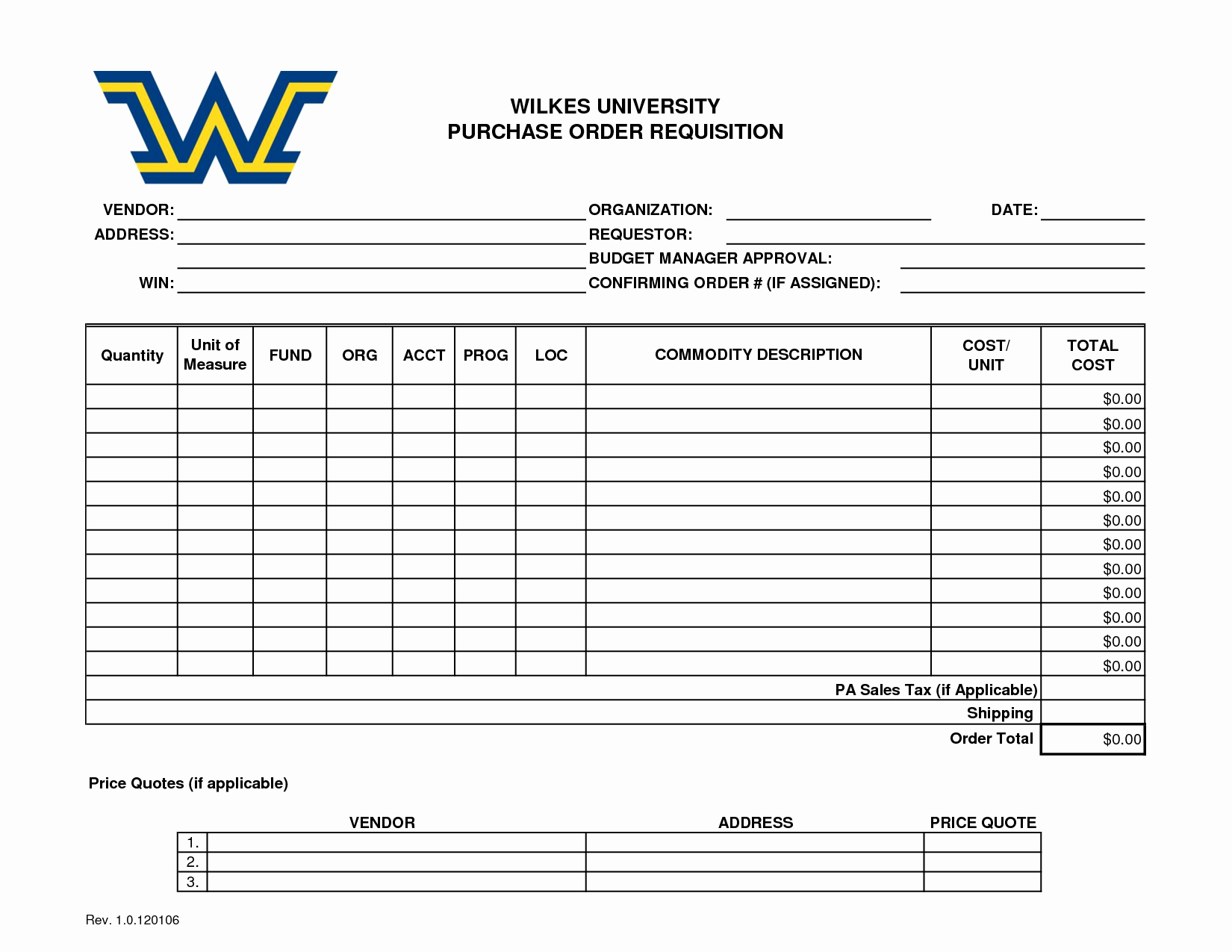 Excel Purchase order Template Free Elegant Best S Of Purchase Request form Template Excel