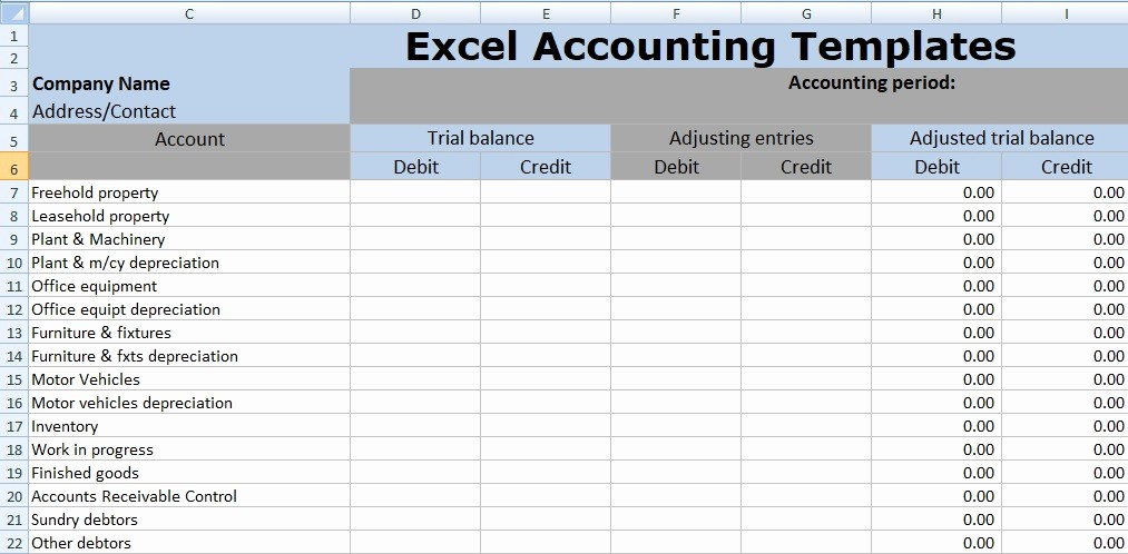 Excel Small Business Accounting Template Unique Small Business Bookkeeping Template