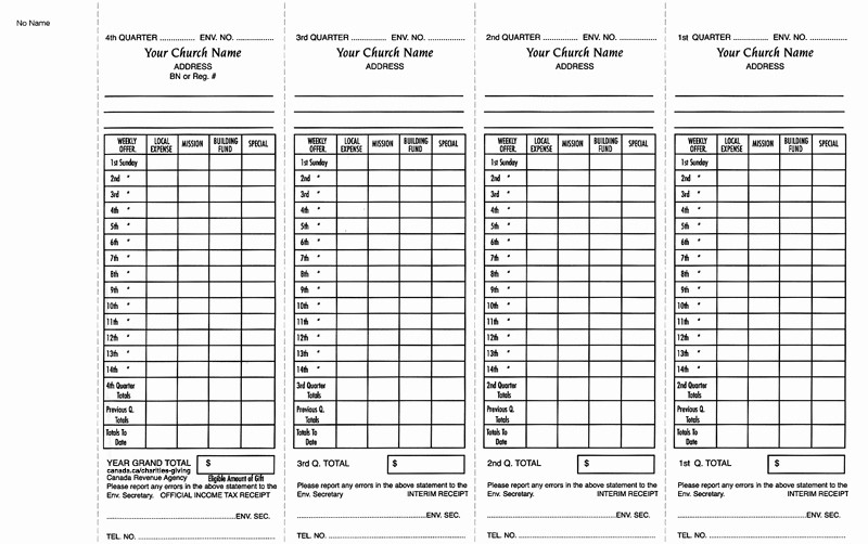 Excel Spreadsheet for Church Contributions Beautiful Other Recording Supplies