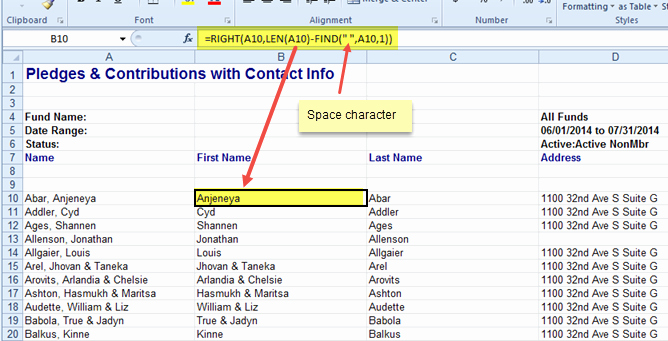 Excel Spreadsheet for Church Contributions Inspirational Encouraging Consistent Giving Iconcmo Blog