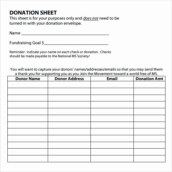 Excel Spreadsheet for Church Contributions New Fundraiser thermometer Fundraising Goal Template Tracker