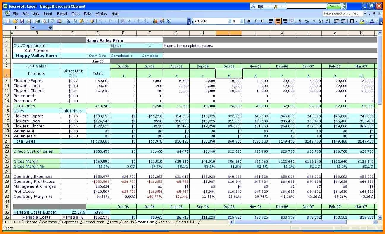 Excel Spreadsheets for Small Business New 5 Small Business Accounts Excel Template