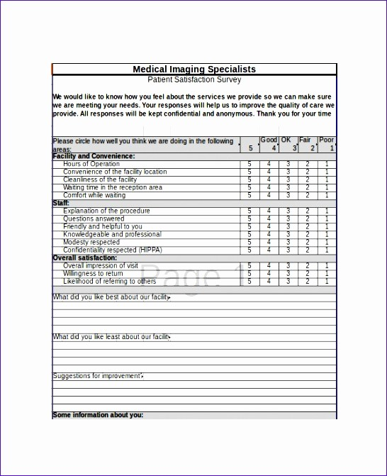 Excel Survey Template Free Download Luxury 12 Survey Excel Template Exceltemplates Exceltemplates