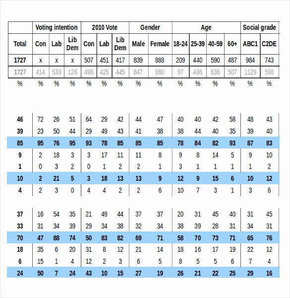 Excel Survey Template Free Download Luxury Printable Pdf Doc Simple Survey Report Template Download