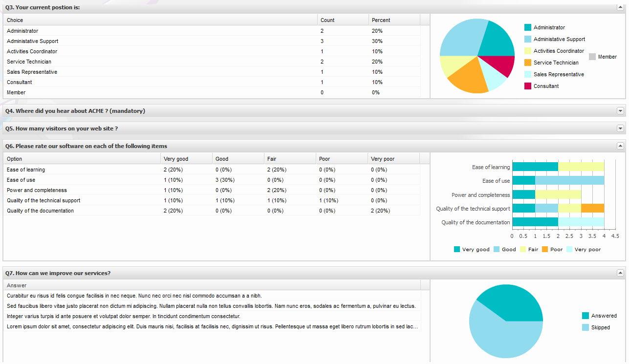 Excel Survey Template Free Download New Template Customer Survey Template