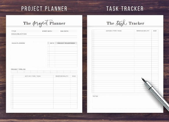 Excel Template for Tracking Tasks Elegant Task Tracking Template – 10 Free Word Excel Pdf format