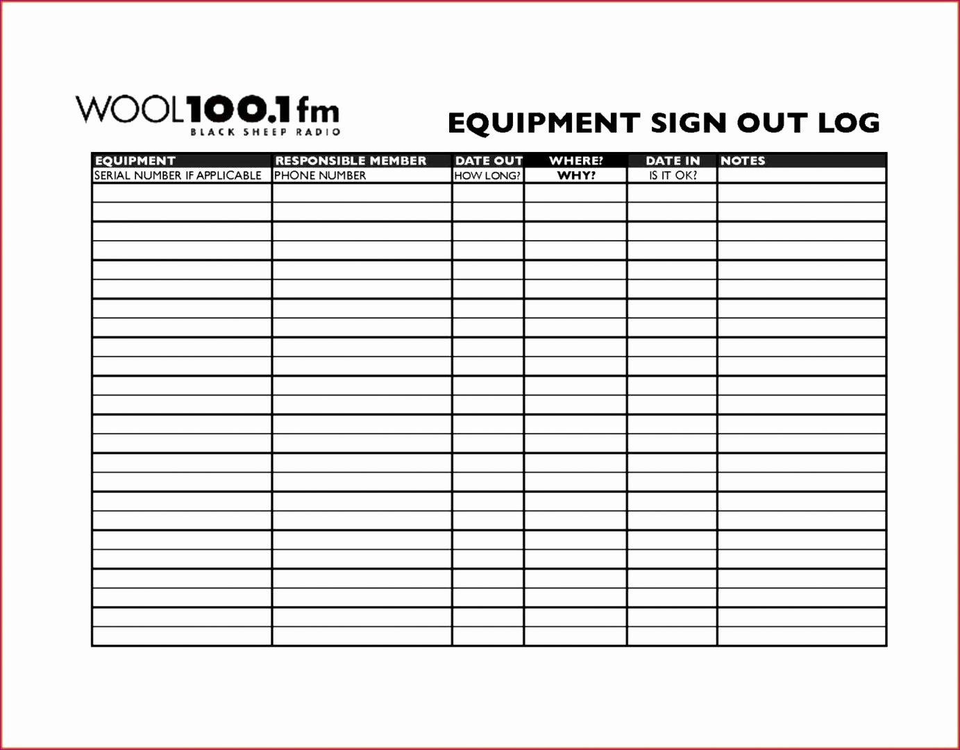 Excel Template Sign In Sheet Fresh Inspirational Resident Sign Out Sheet Template Ok52