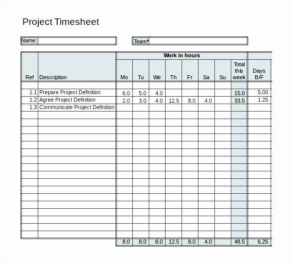 Excel Time Card Template Free Lovely Excel Time Card Template Timesheet with Overtime