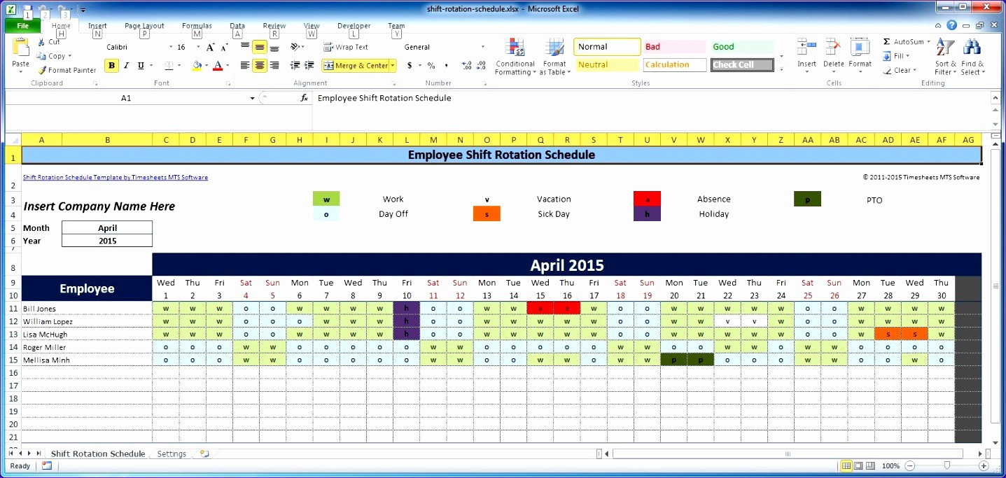 Excel Timesheet for Multiple Employees Awesome 7 Free Excel Timesheet Template Multiple Employees