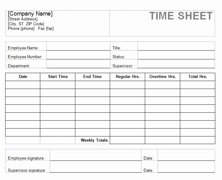 Excel Timesheet for Multiple Employees New Timesheets for Employees