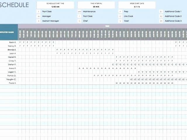 Excel Timesheet for Multiple Employees Unique Weekly Work Schedule Template Excel Employee Multiple