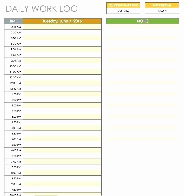 Excel Work order Tracking Spreadsheet New Work Tracker Template Daily Work Tracker Template Fresh