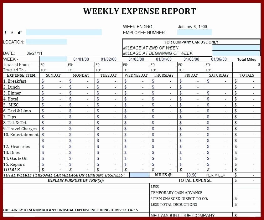 Expense Report Template for Numbers Best Of 98 Free Expense Report Templates Smartsheet Free Excel