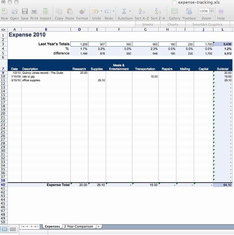 Expenses Sheet In Excel format Awesome Best S Of Excel Business Expense Spreadsheet