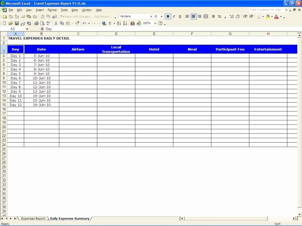 Expenses Sheet In Excel format Awesome Excel Spreadsheet Template Expenses Microsoft Spreadsheet
