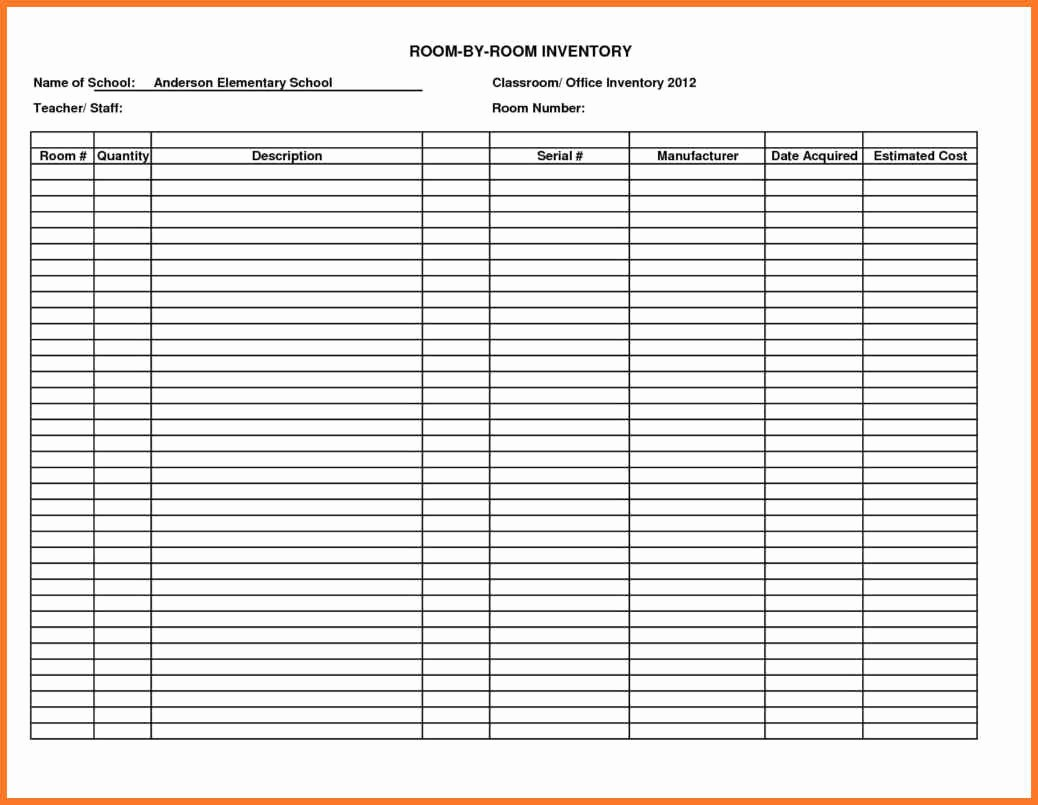 Expenses Sheet In Excel format Elegant Free Blank Excel Spreadsheet Templates