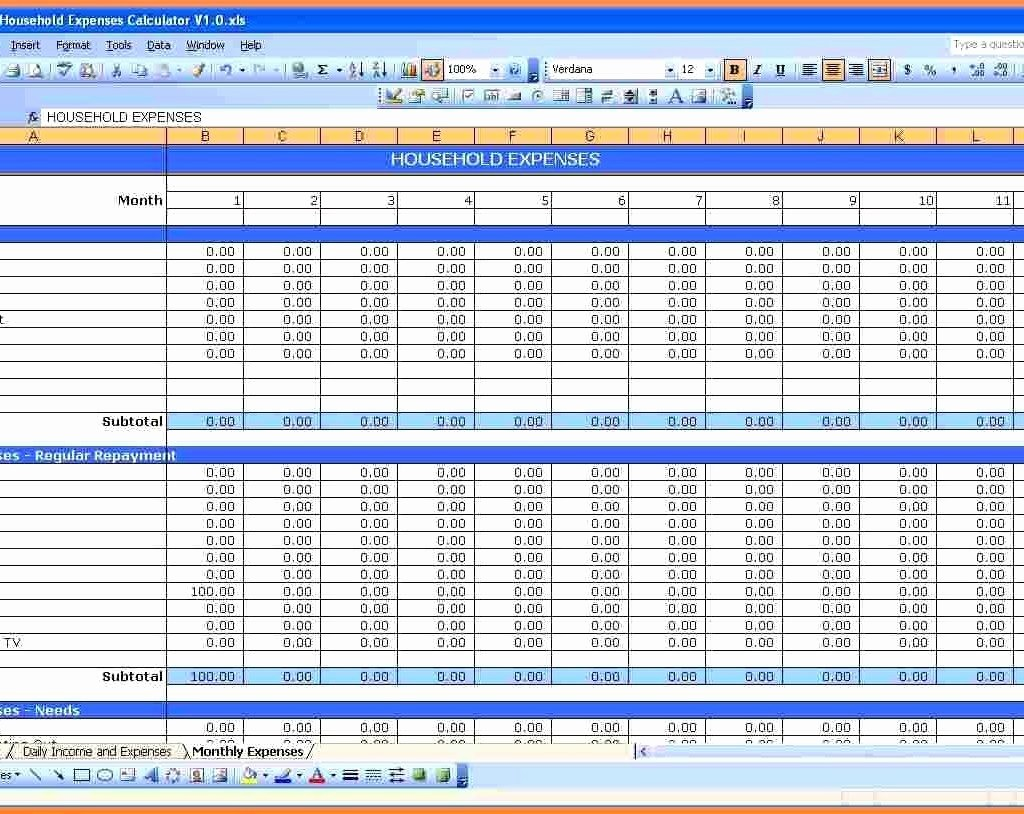 Expenses Sheet In Excel format Luxury Tracking Medical Expenses Spreadsheet