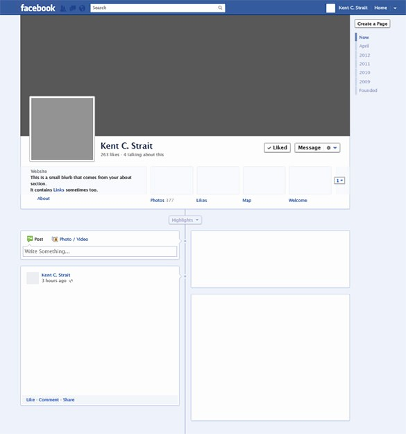 Facebook Post Template for Word Awesome 8 Amazing Blank Templates – Free Samples
