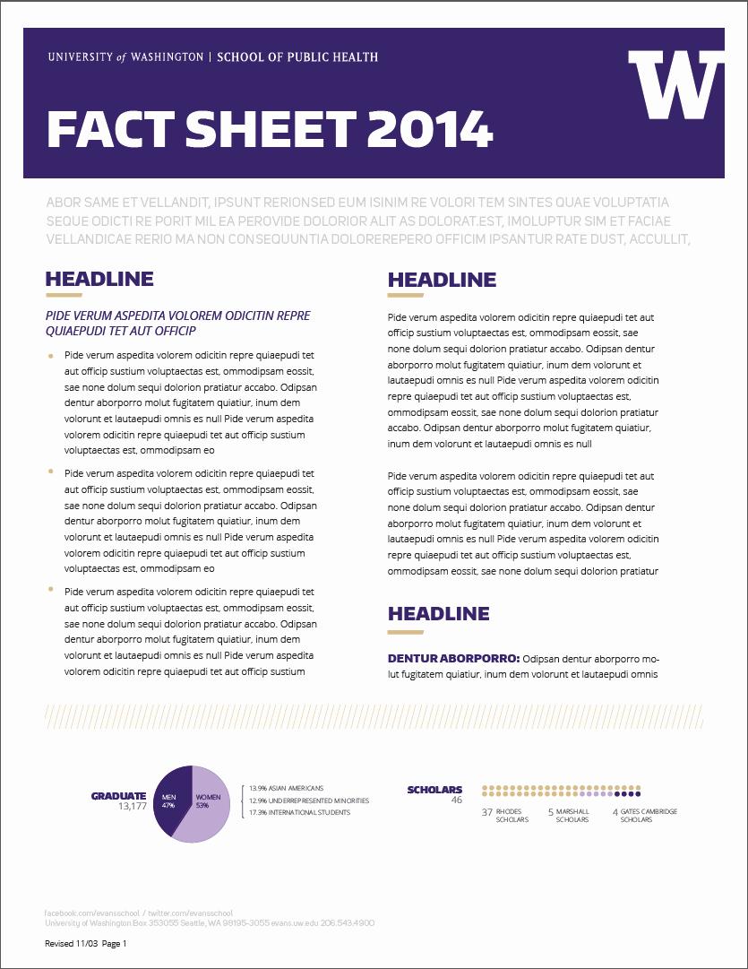 Fact Sheet Templates Microsoft Word New 12 Fact Sheet Templates Excel Pdf formats
