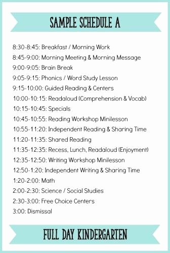 Fake School Schedule for Work Awesome 1000 Ideas About Daily Schedule Preschool On Pinterest