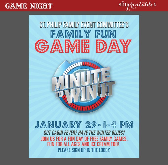 Family Fun Night Flyer Template Elegant Family Movie Night Flyer Template Yourweek A3097eeca25e