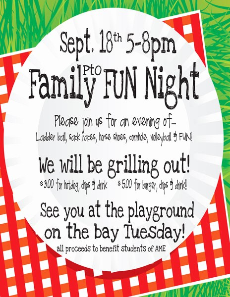 Family Fun Night Flyer Template Luxury Family Science Night Flyer Template Driverlayer Search