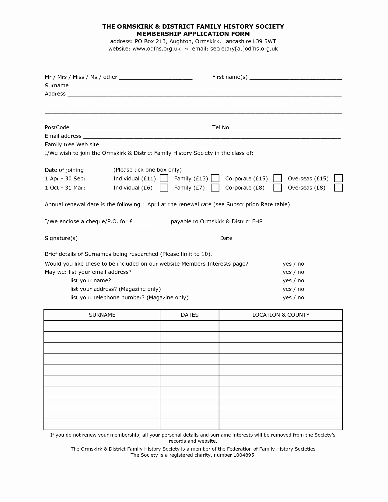 Family Health History form Template Luxury 6 Best Of Family Tree Medical History form Family