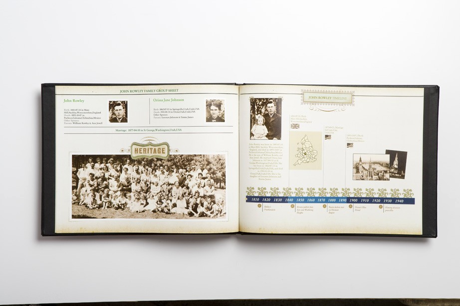 Family History Book Layout Ideas Inspirational Ancestry to Transfer the Mycanvas Service to A New