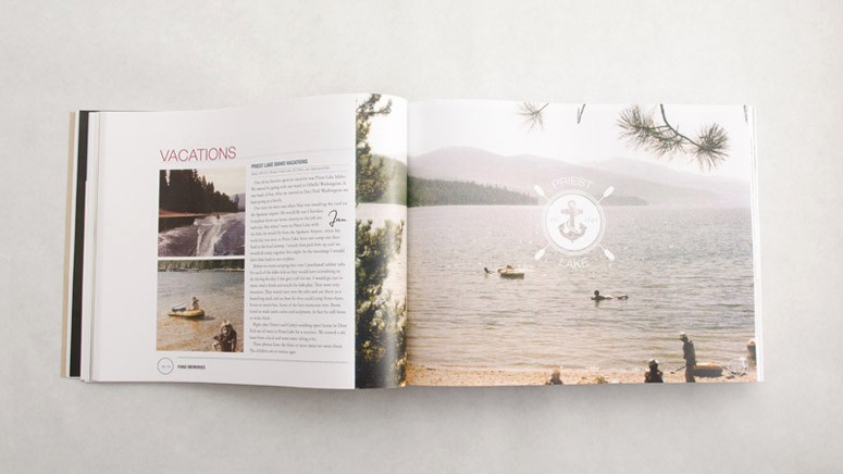 Family History Book Layout Ideas Inspirational Fpo Fielding Family History Book