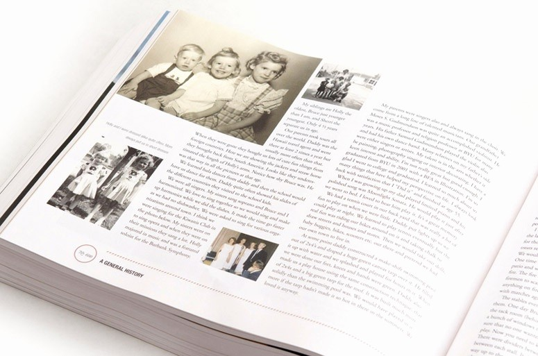 Family History Book Layout Ideas New Print Designs Of the Week Paperspecs
