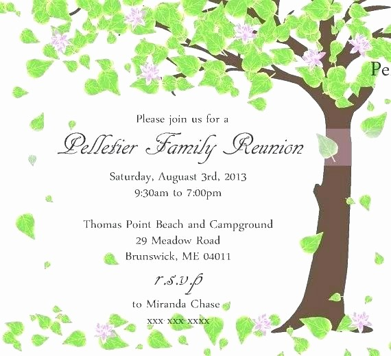 Family Reunion Flyer Templates Free Best Of Free Family Reunion Templates – Iphytech