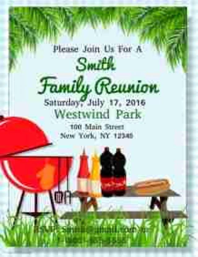 Family Reunion Flyer Templates Free Fresh Family Reunion Flyer – Free Family Reunion Flyer
