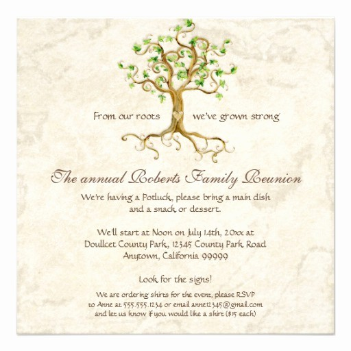 Family Reunion Flyer Templates Free Lovely Family Tree Template Family Reunion Tree Template Free