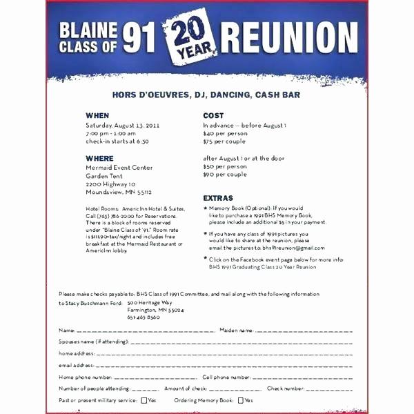 Family Reunion Flyer Templates Free Luxury Family Reunion Invitation Templates Free Printable Flyer