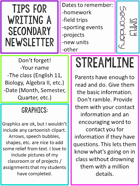 Family Reunion Newsletter Templates Free Inspirational Pin by Carolyn Vaiana On High School English Ready