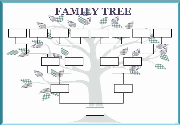 Family Tree Microsoft Word Template Best Of Family Tree Template 29 Download Free Documents In Pdf