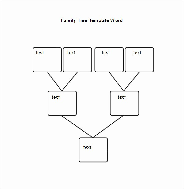 Family Tree Microsoft Word Template Best Of Word Family Tree Templates