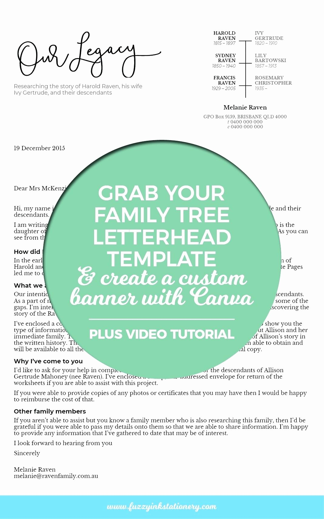 Family Tree Microsoft Word Template Inspirational Template Microsoft Word Family Tree Template