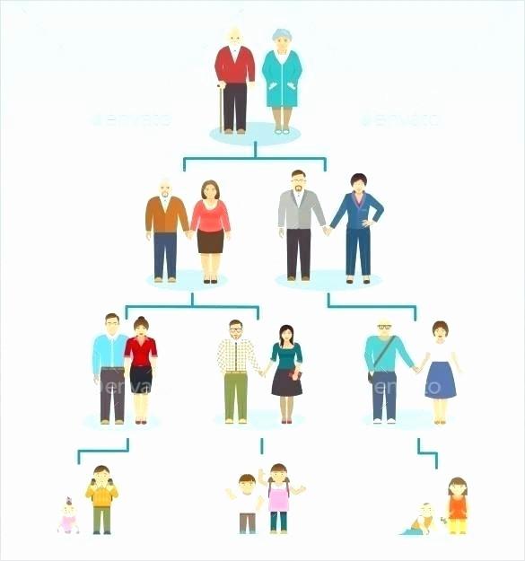Family Tree Template for Mac Elegant Family Tree Template for Mac