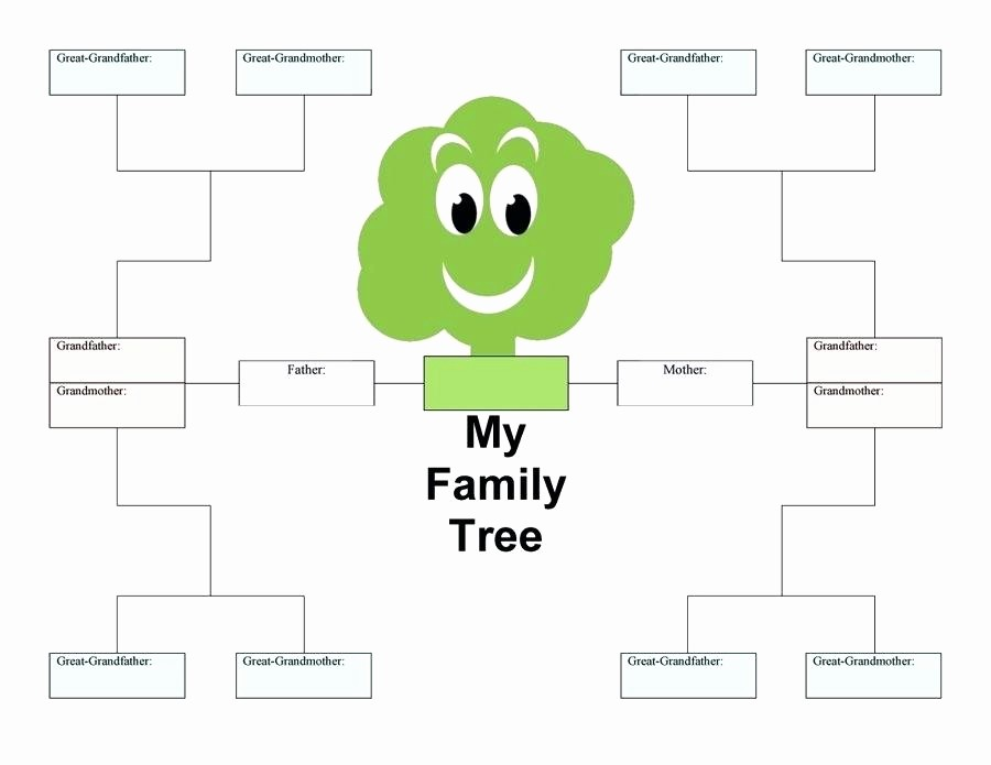 Family Tree Template for Mac Fresh Family Tree Template for Mac Five Shocking Facts About