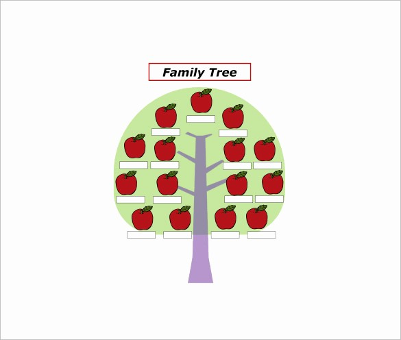 Family Tree Template for Mac Fresh Kids Family Tree Template – 10 Free Sample Example