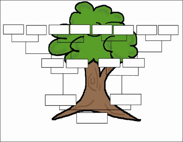 Family Tree Template for Mac Inspirational 16 Genogram Templates – Pdf Word